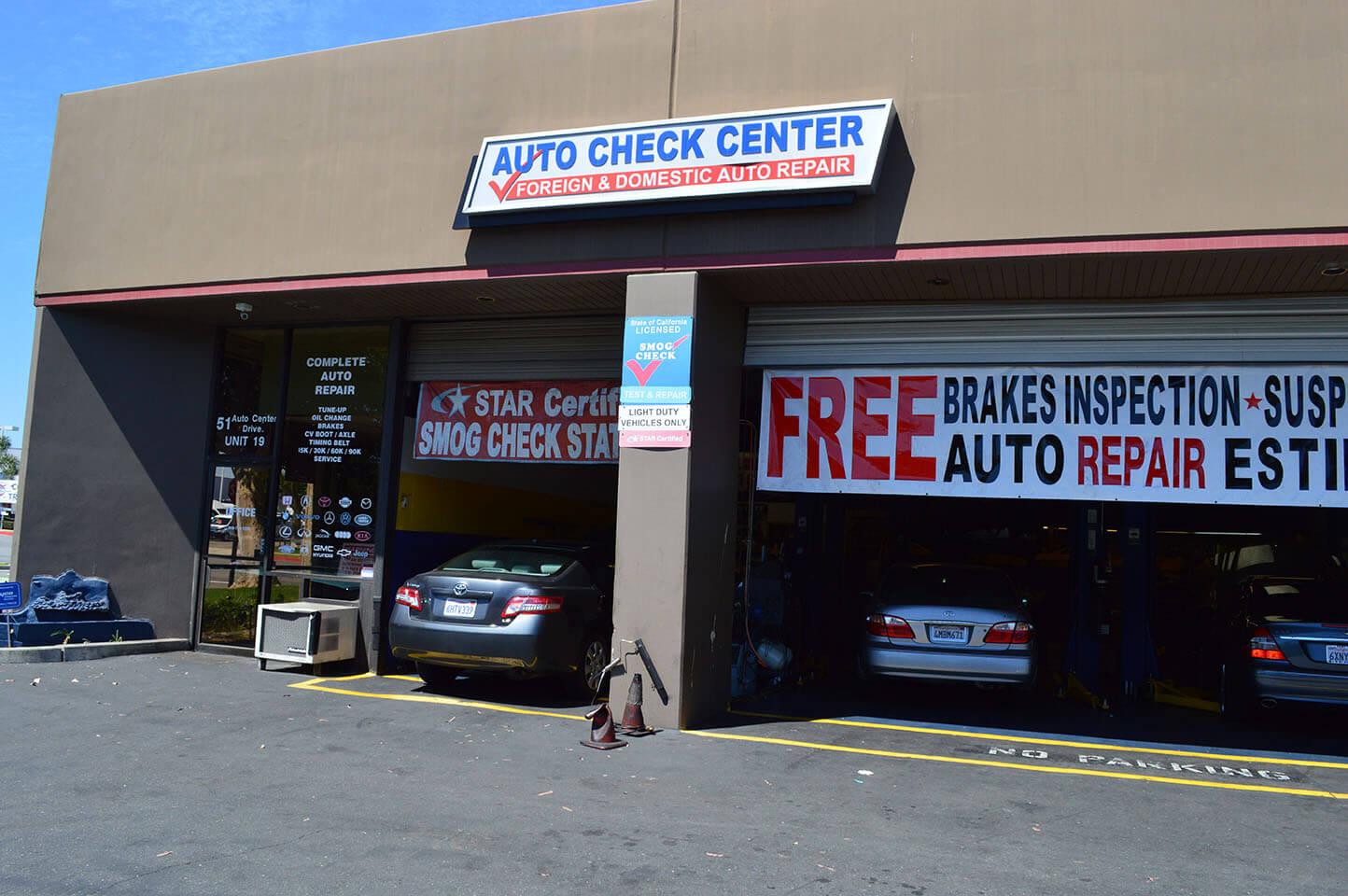 2975 Cheapest Smog Check In Irvine Free Retest Gmc Timing Belt Auto Repair 92618